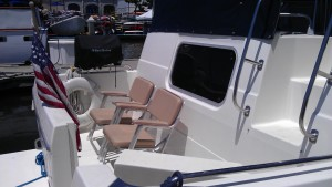 Bed and breakfast yacht charter San Francisco SF