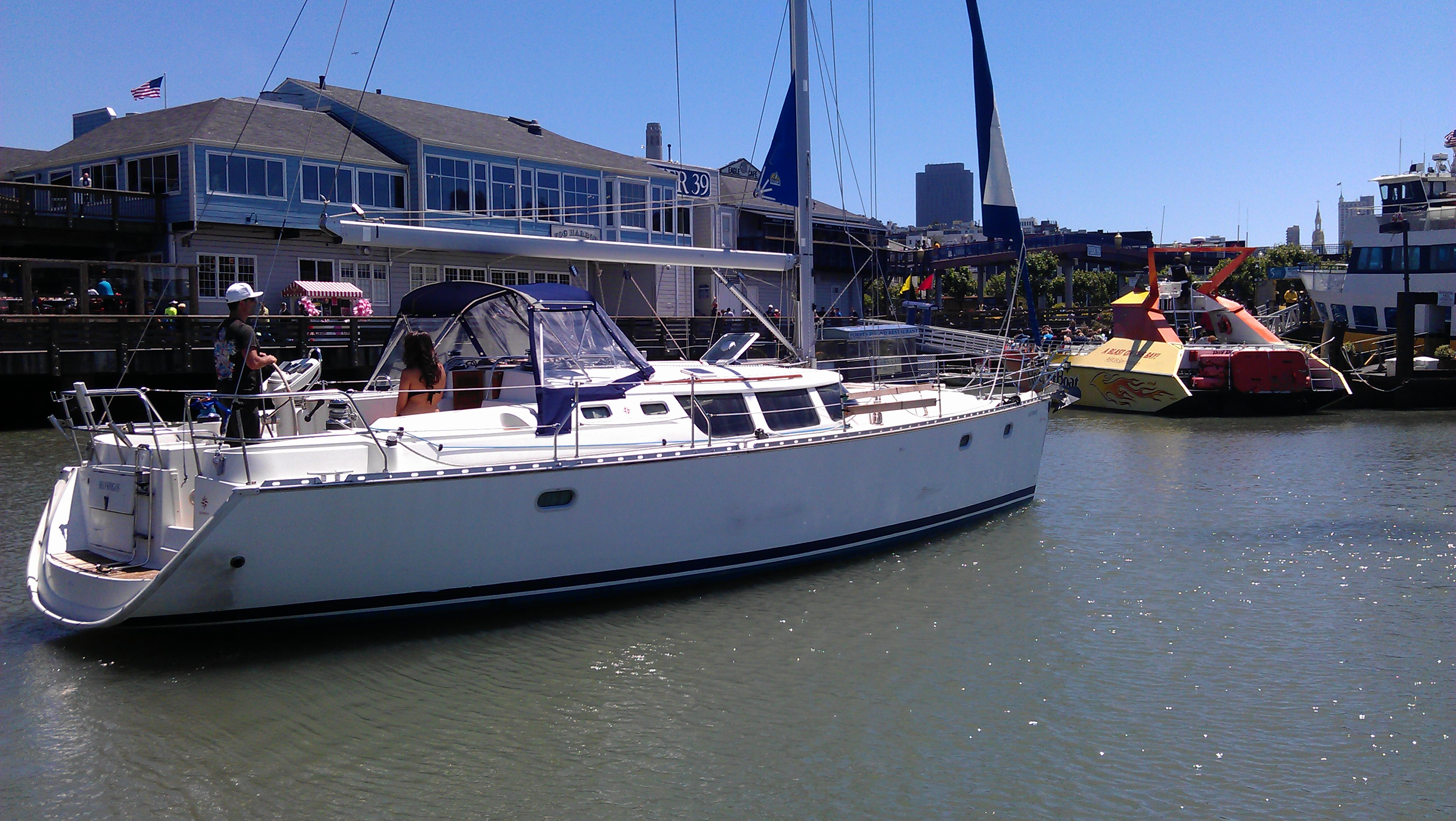 Yacht Charter Co San Francisco