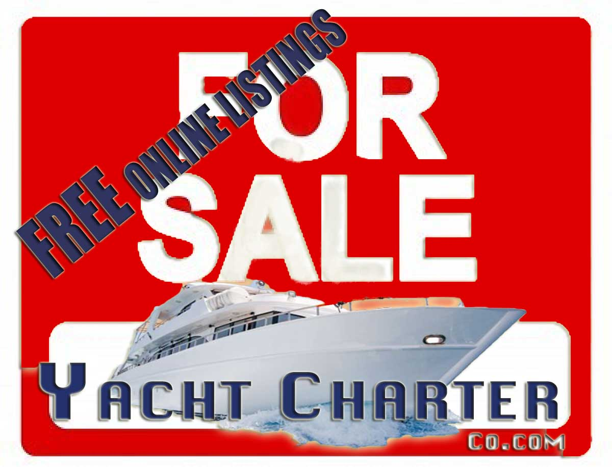 Yacht for saleYacht charter San Francisco