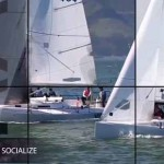 Summers sailing yacht regatta san francisco