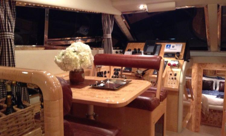san francisco yacht charter sf Motor yacht