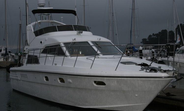 san francisco yacht charter sf Motor yacht #220140516_0022